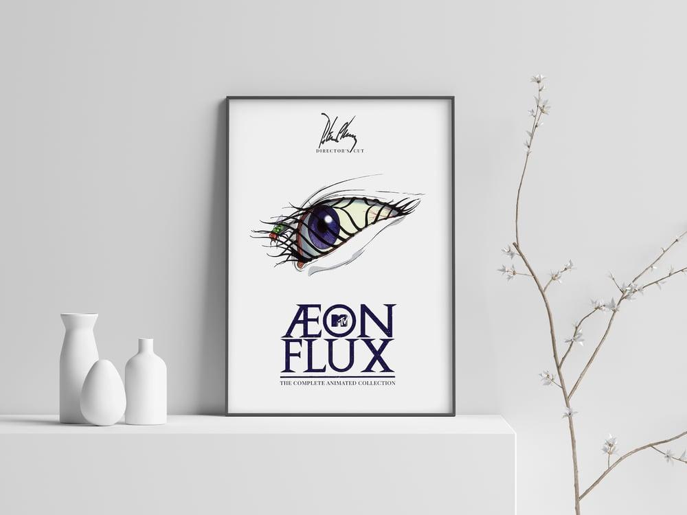 Aeon Flux - MTV Animation Movie Series Poster