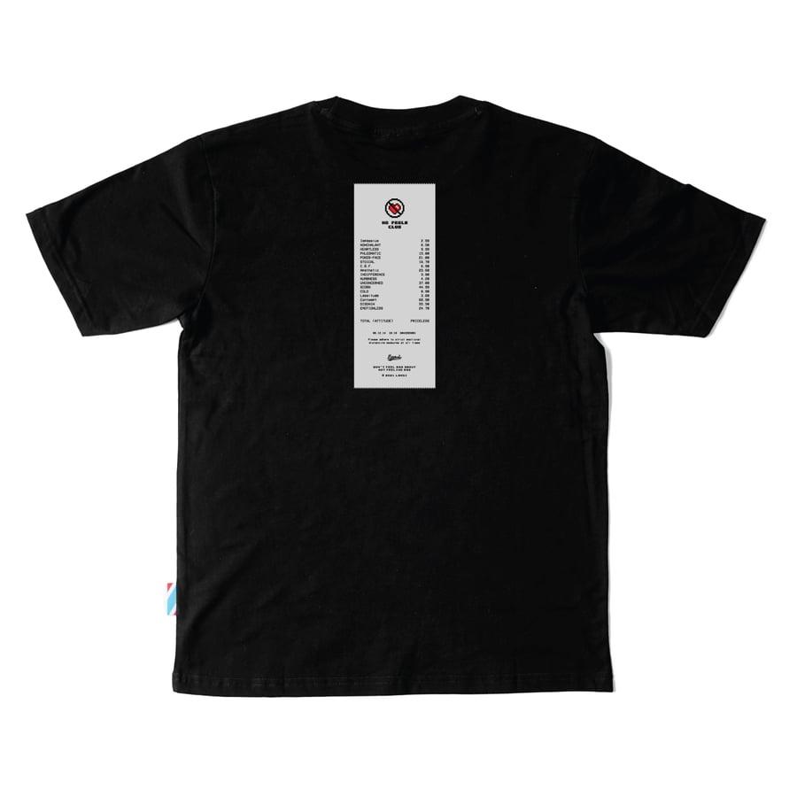 """Image of LANSI """"Heartless"""" T-shirt (Black)"""