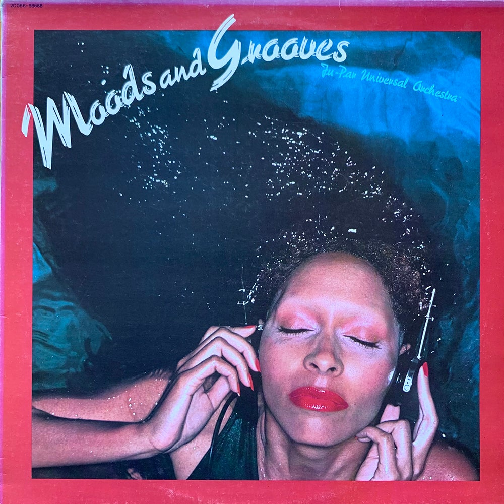 Ju-Par Universal Orchestra - Moods And Grooves ( Motown - EMI - 1977)