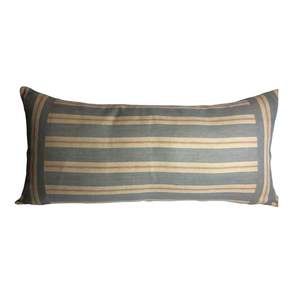 Rogers and Goffigon Designer Linen Accent Pillow