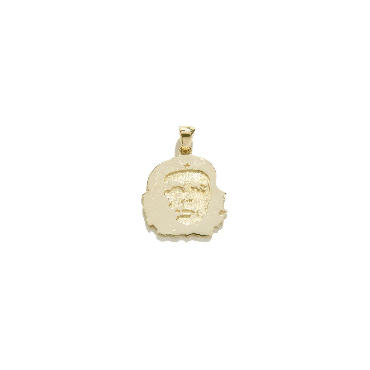 Image of 14k Che Pendant