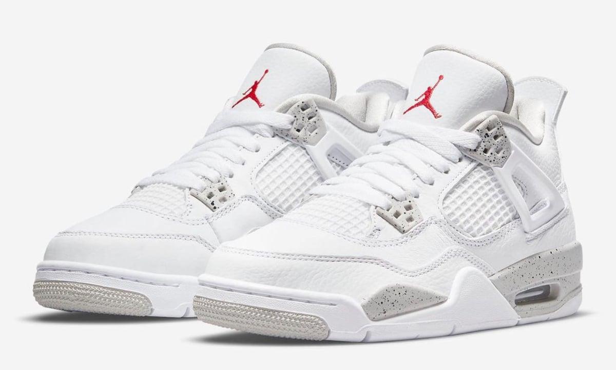 Image of  Air Jordan IV 'White Oreo'