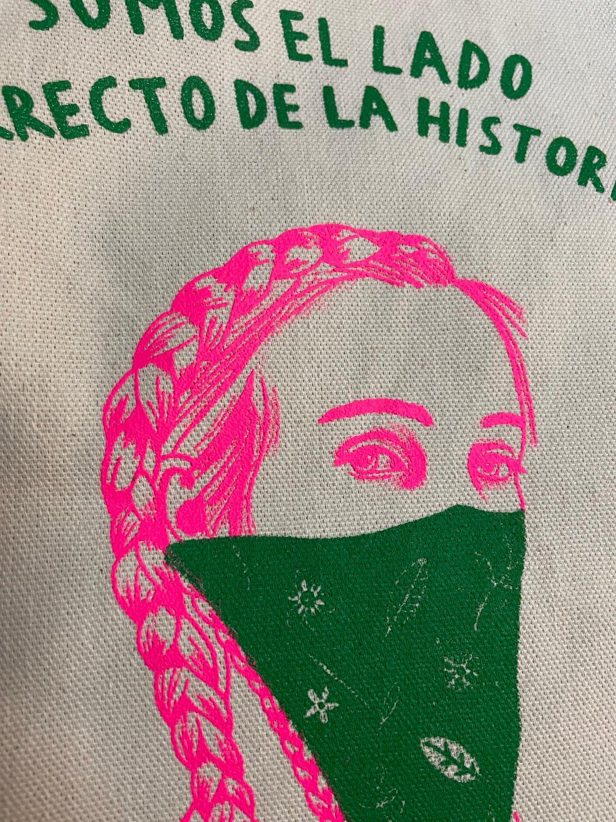Image of Tote bag Historia