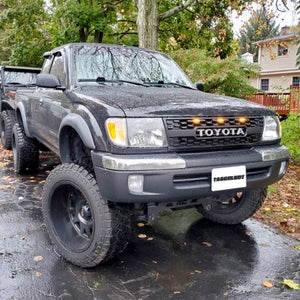 Image of Faux TRD Pro Style Grille for 1ST GEN Toyota Tacoma (1997-2000)