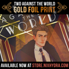 Two Against the World ☆ Nicky Cover Print