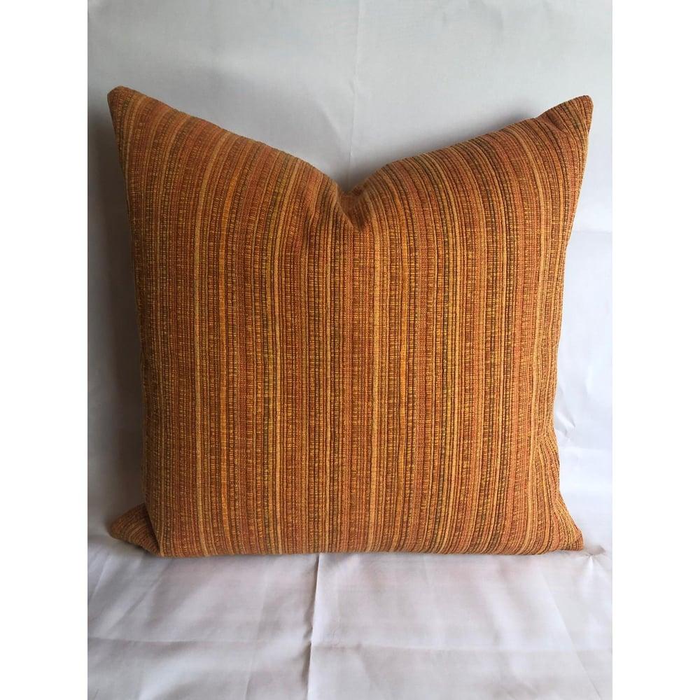 Unika Vaev Fabric Designer Pillow With 90/10 Down Insert