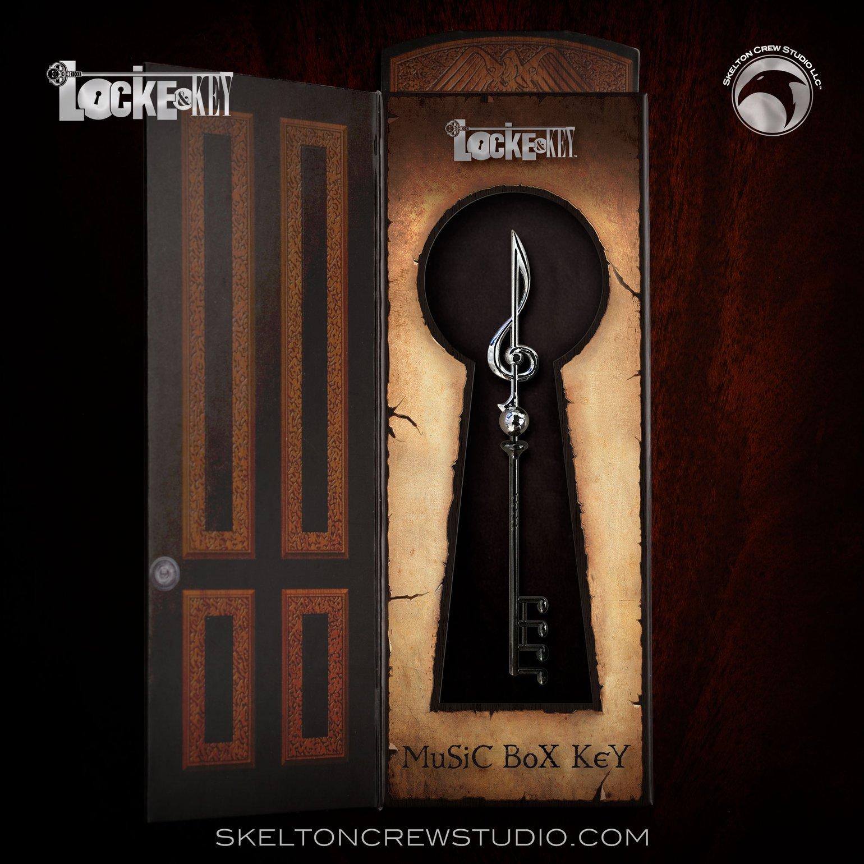 Image of Locke & Key: Music Box Key!