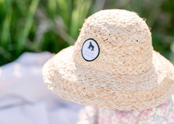 Image of Straw Brimmed Hat