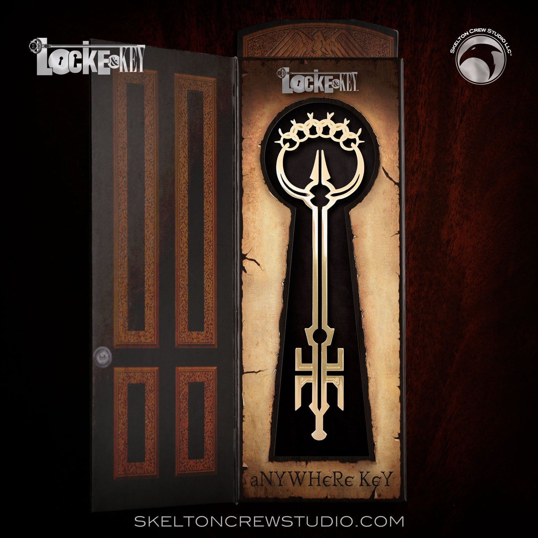 Image of Locke & Key: Anywhere Key (Rugged Edition)!