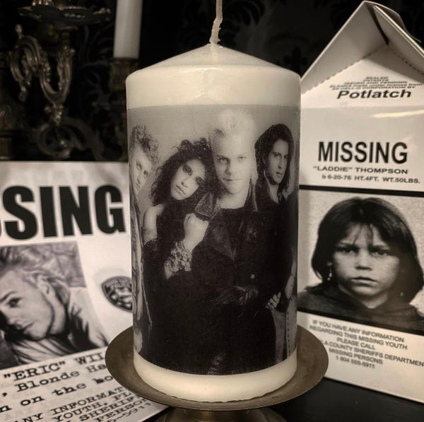 Image of The Lost Boys Pillar Candle