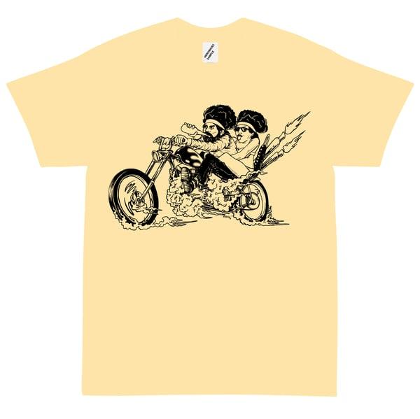 Image of Bad Puma Yellow T Shirt