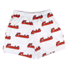 Star Logo Shorts (Oriole Orange)