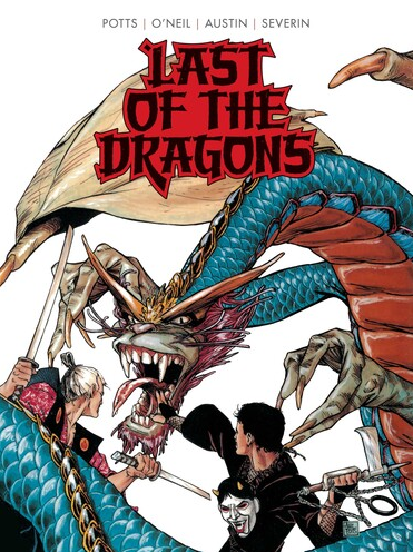 Image of LAST OF THE DRAGONS