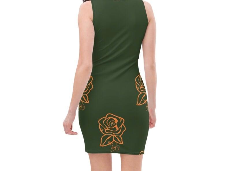 Image of Concrete Rose Dress