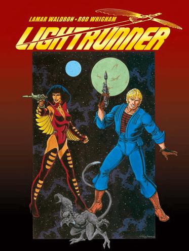 Image of LIGHTRUNNER