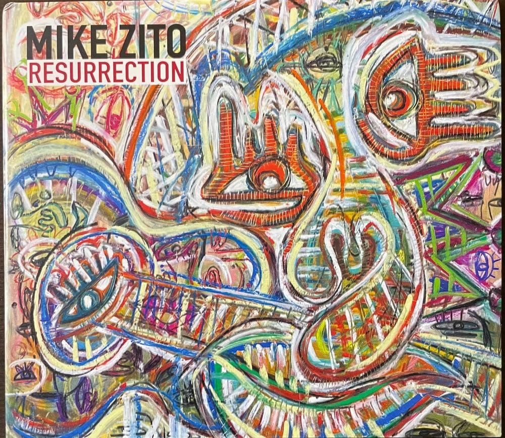 Image of RESURRECTION CD - SIGNED