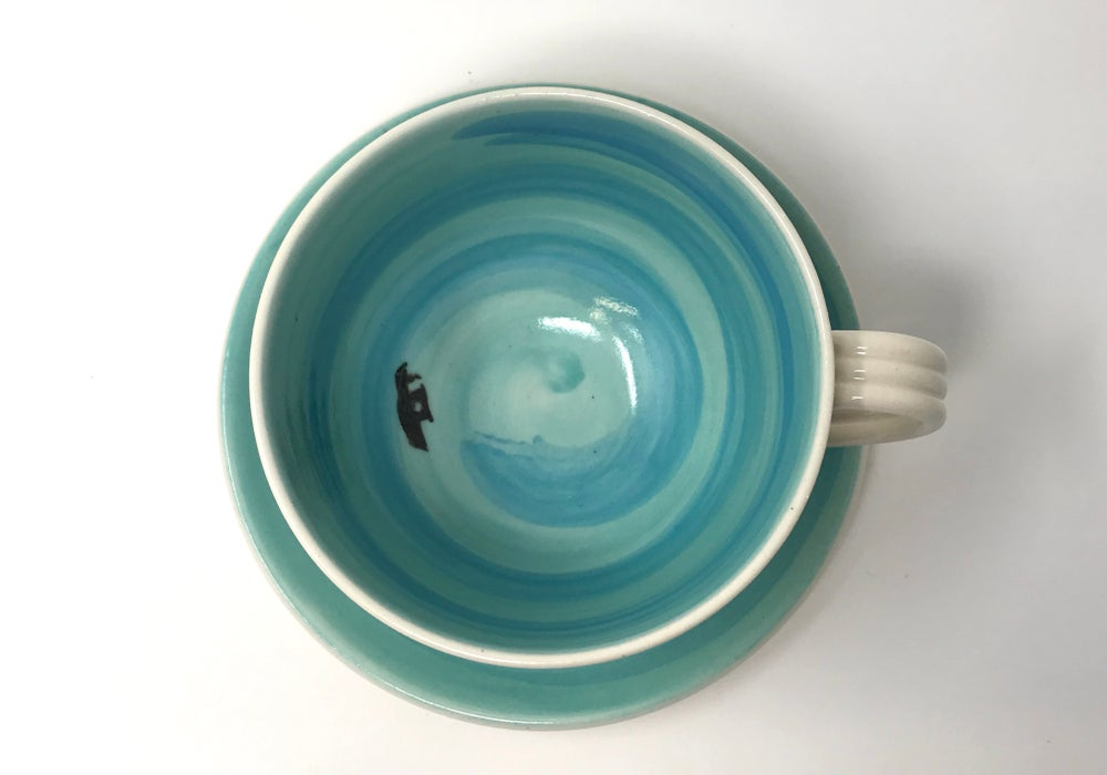 Image of Storm in a Cup and Saucer
