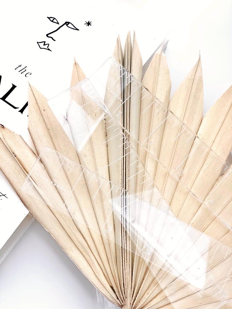 Image of Acrylic Panduh Ruler