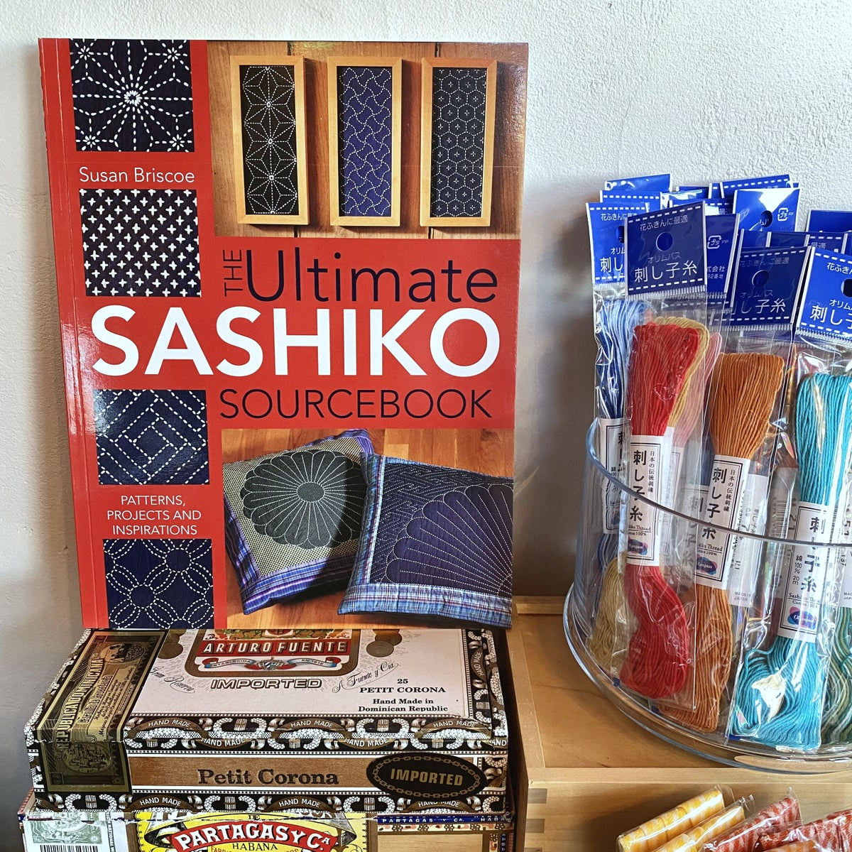 Image of  Ultimate Sashiko Sourcebook : Patterns, Projects and Inspirations