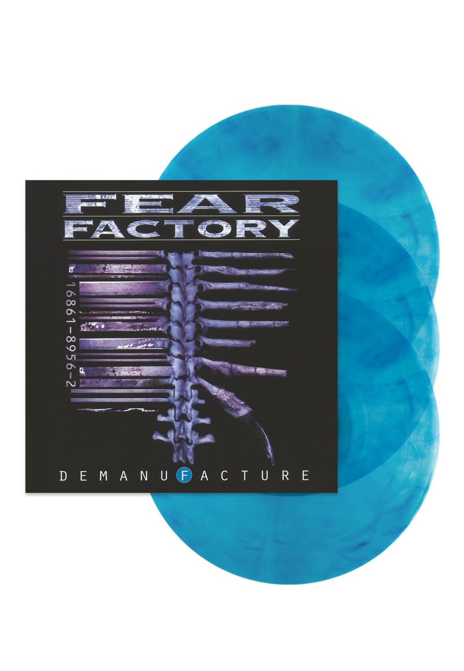 Fear Factory - Demanufacture -  3LP