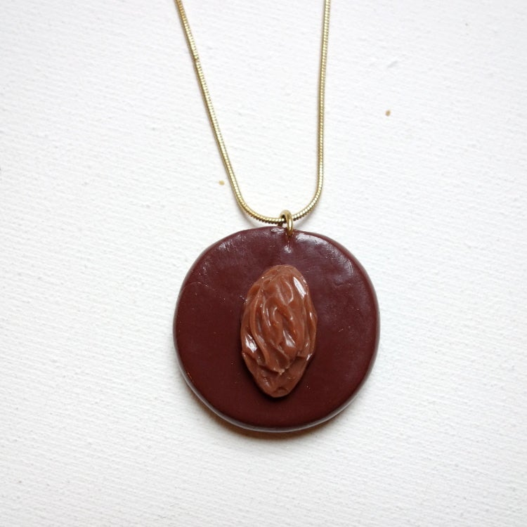 Image of Pendentif Chocolat