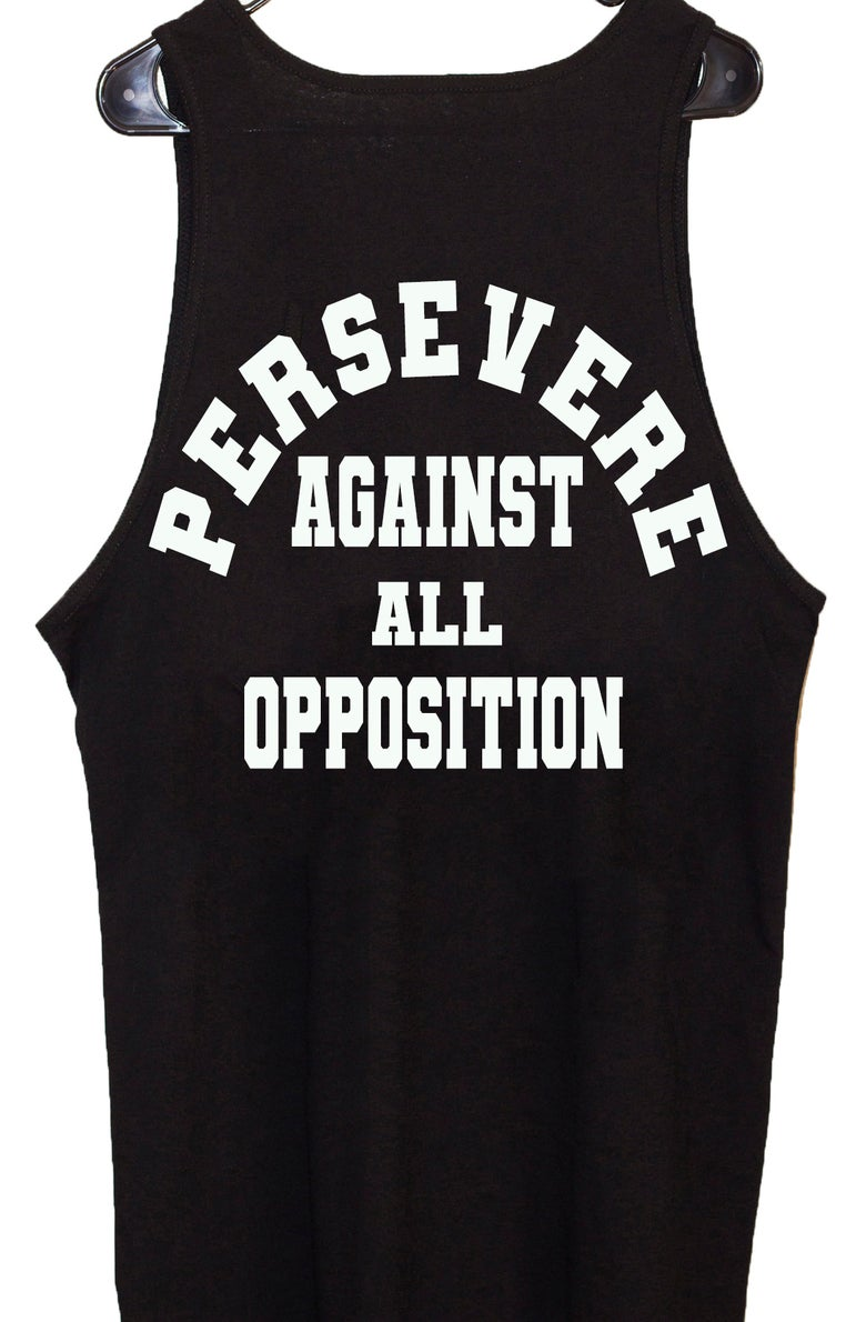 Image of PERSEVERE Tank-Top