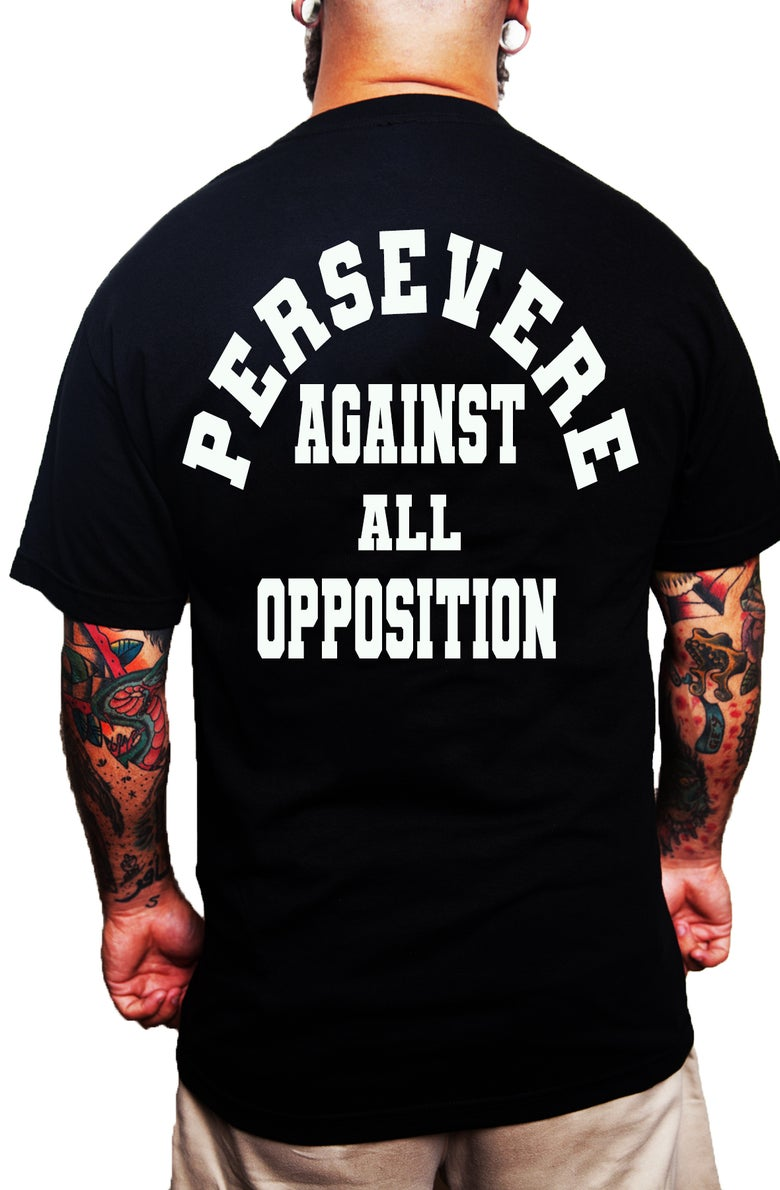 Image of PERSEVERE