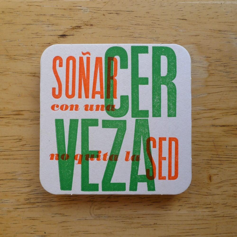 Image of Soñar con una Cerveza  · Cuadrado