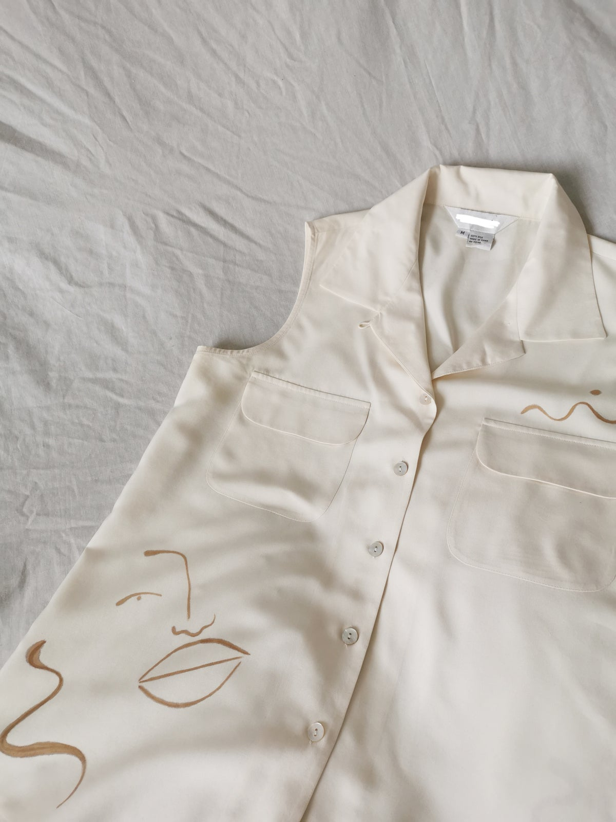 Image of saf blouse