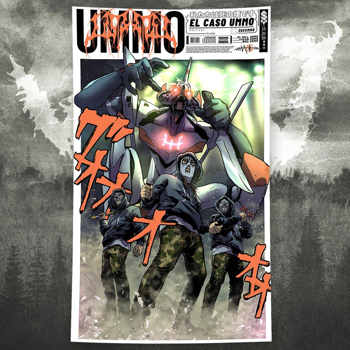 Image of Bandera GIGANTE 'EL CASO UMMO'
