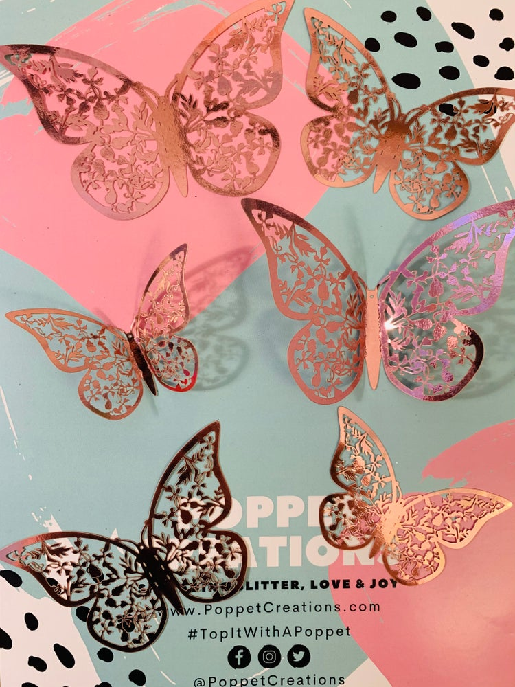 Image of Butterflies2 (pack of 6)