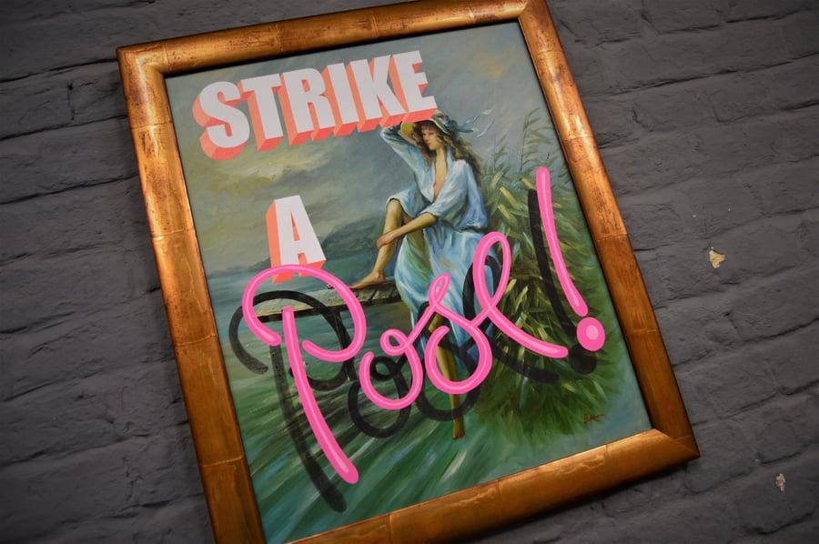 Image of Strike A Pose!