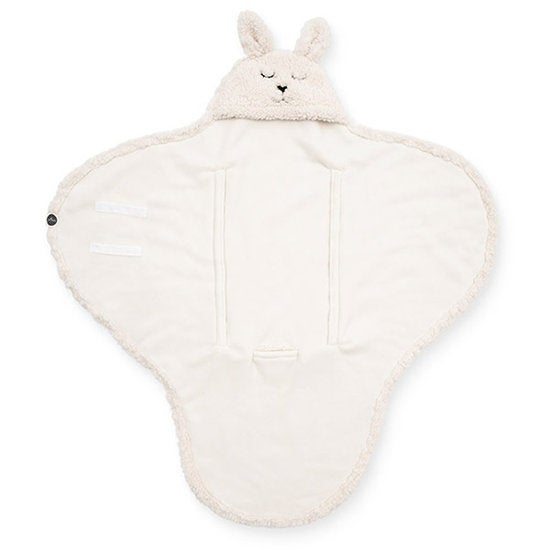 Image of Jollein nid d'ange Bunny Off-white