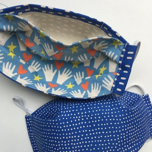 Image of Screen Print Face Mask