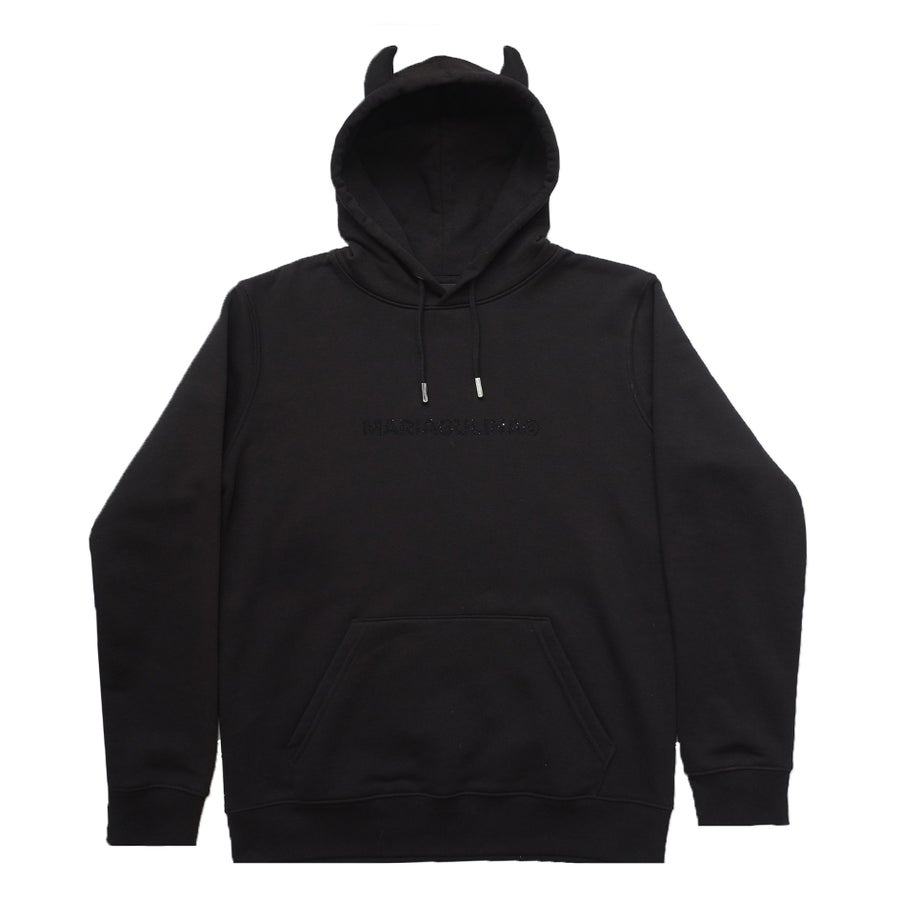 Image of HORN PULLOVER HOODY