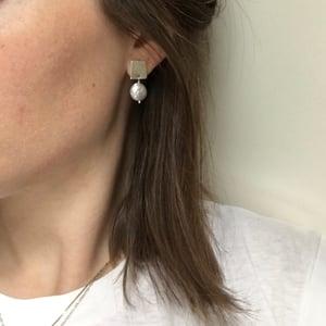 Image of nin earring