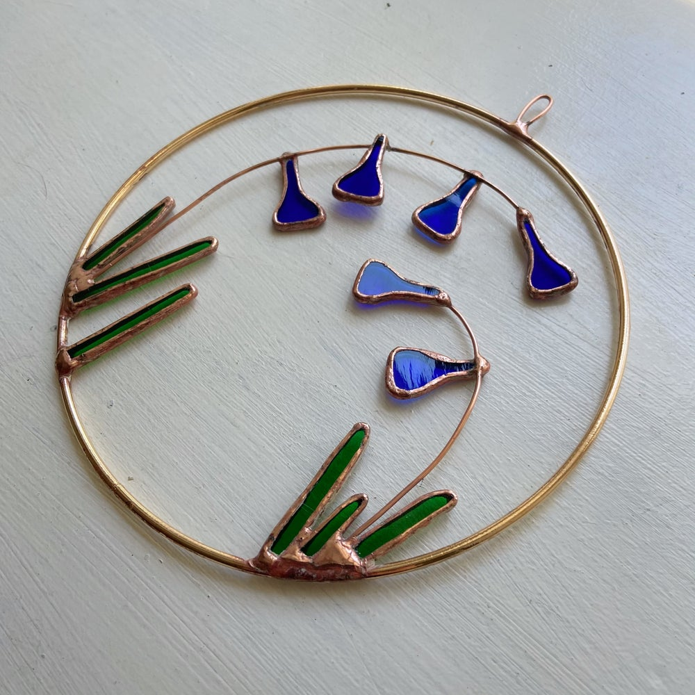 Image of Bluebell Wreath no.6