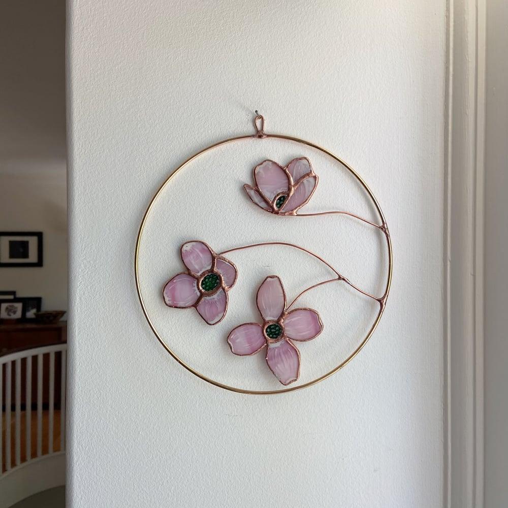 Image of Dogwood Wreath no.1