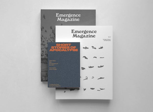 Image of Vol I, Vol II, & Fiction Collection