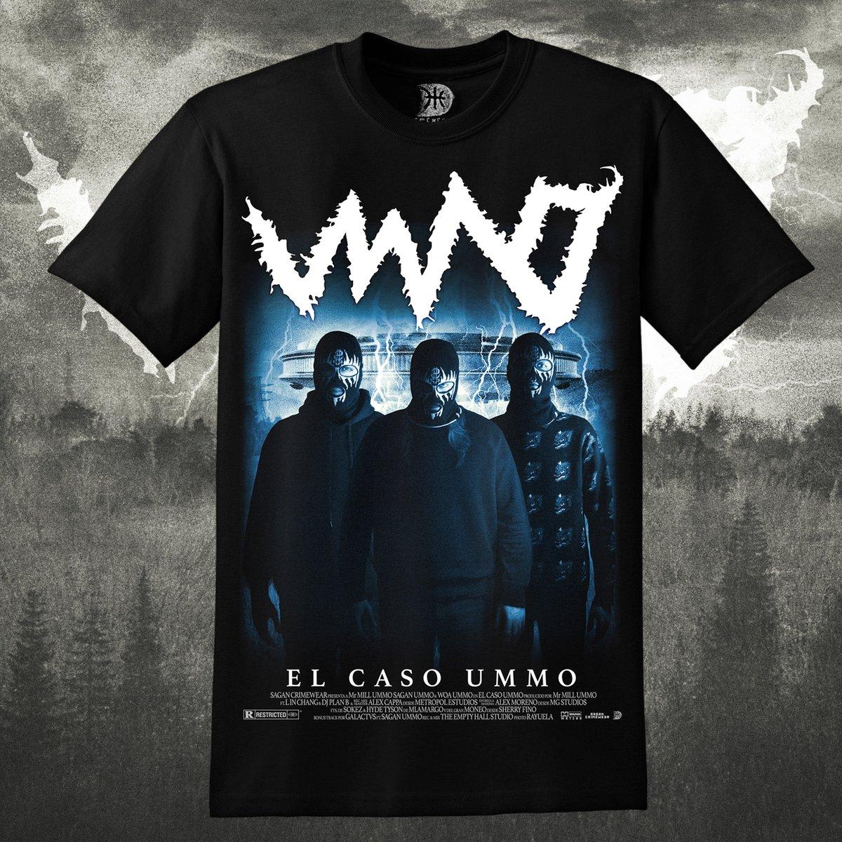 Image of 'EL CASO UMMO' Tshirt
