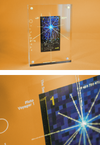 1 Light-Year - [Banknote + Custom Engraved Frame]