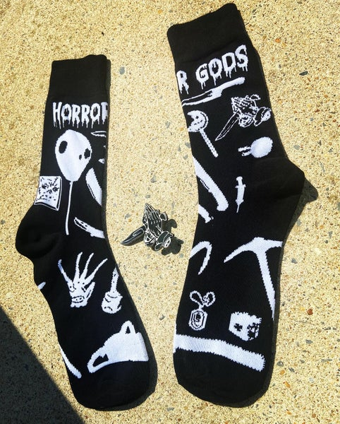 Image of TOOLS OF THE TRADE SOCKS