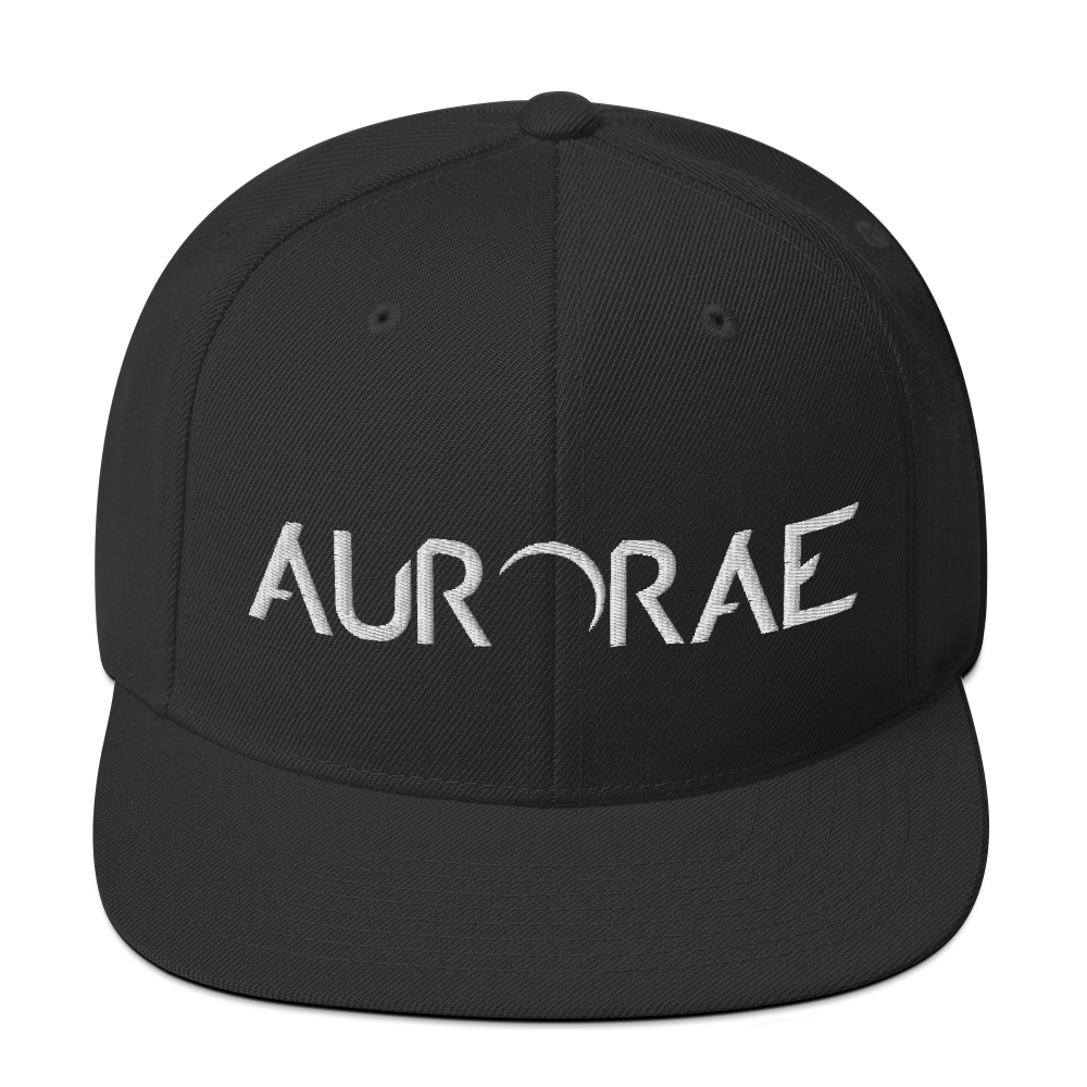 Image of Aurorae Logo Snapback Hat