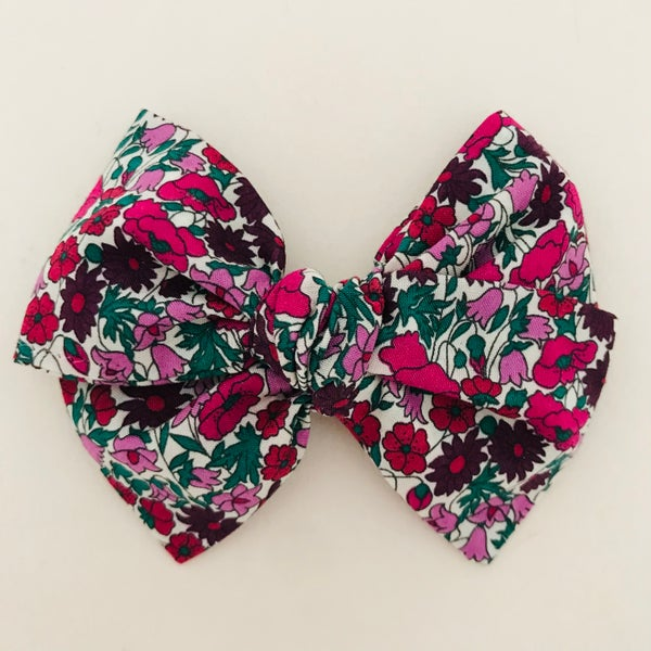 Image of Barrette Liberty Daisy and Poppy
