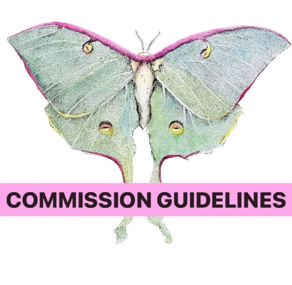 Image of Commission Guidelines & 50% Deposits