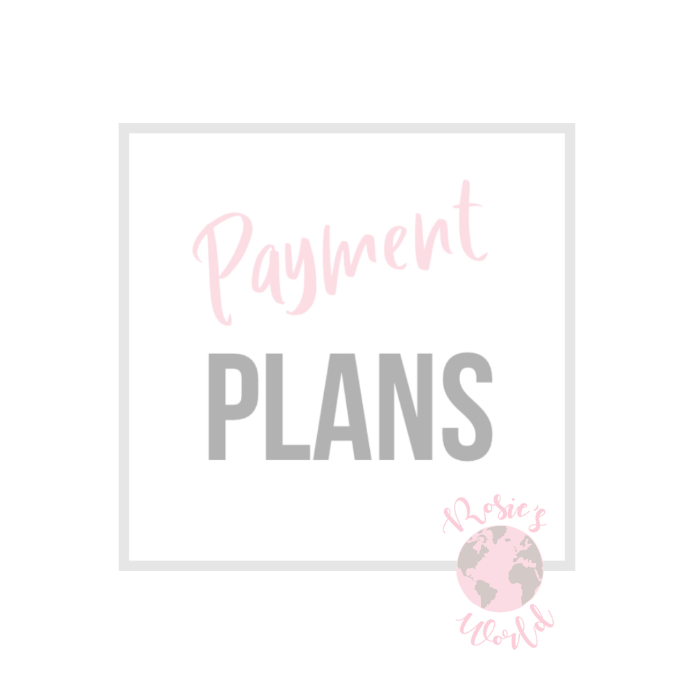 Image of 2021 DEPOSIT & PAYMENT PLANS ***CLOSED FOR 2021 - ONLY USE THIS LINK TO MAKE ADDITIONAL PAYMENTS***
