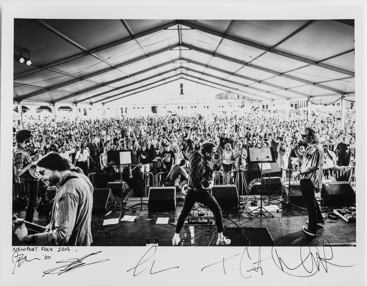 Dawes and Friends - Newport - SIGNED