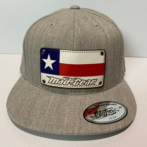 Image of Flag Patch Hats - Fitted
