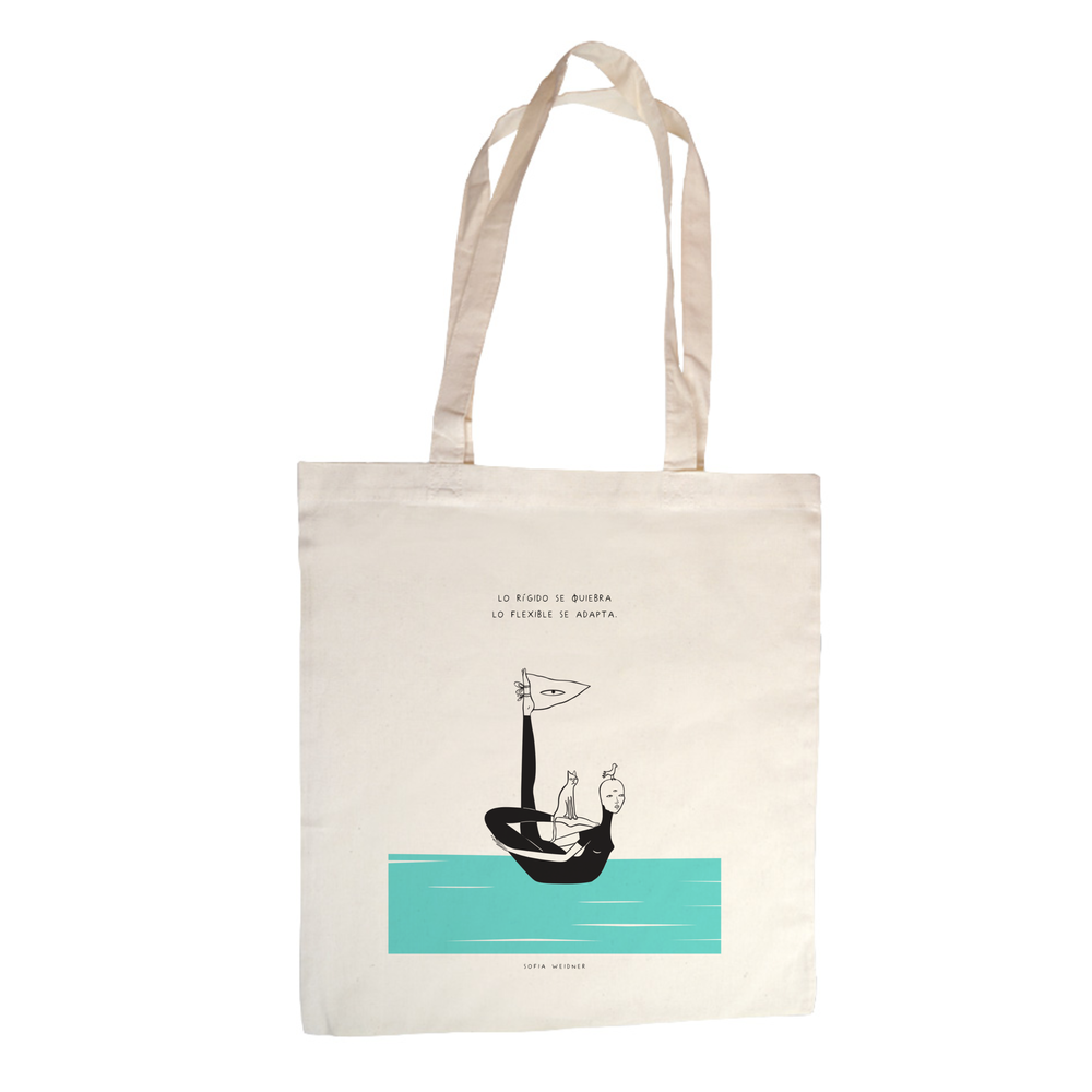 Image of Tote bag flexibilidad
