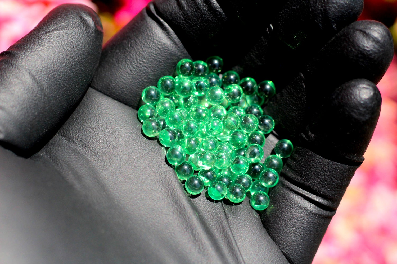 Image of 5mm Emerald Green Sapphire Terp Ball